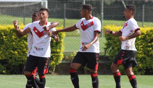 Brasileirão sub-20: Internacional perde pênalti e é derrotado pelo Vitória em casa