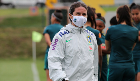 Auxiliar destaca importância dos treinos e preparação avançada para o Sul-Americano Feminino sub-20