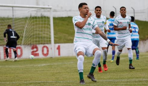 Juventude quebra 100% do Paysandu e assume liderança do grupo no Brasileirão de Aspirantes