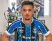 Campeão sul-americano sub-15 assina primeiro contrato profissional com o Grêmio