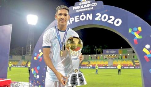 Atlético-MG fecha com meia argentino Matías Zaracho