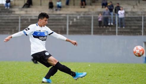 Ceará fecha com lateral-direito para o sub-20