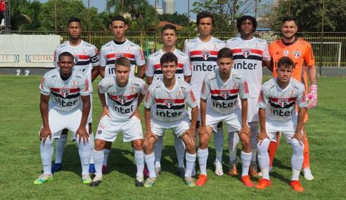 São Paulo bate Oeste fora de casa em estreia no Paulistão sub-20
