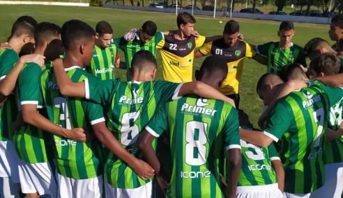 Porto Vitória-ES retoma treinos do time sub-17 visando Copa do Brasil
