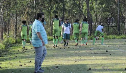 Portuguesa retoma atividades da equipe sub-20