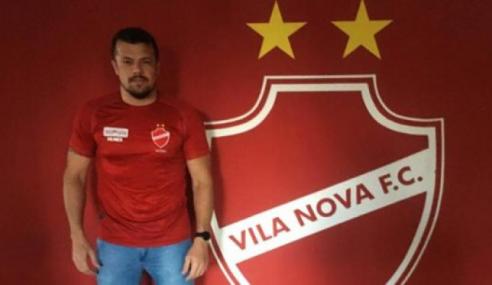 Rafael Fernandes deixa coordenação da base do Vila Nova