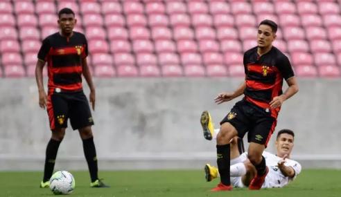 Fluminense vence e impõe quinta derrota seguida ao Sport no Brasileirão sub-20