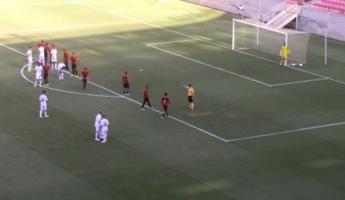 Grêmio decide no primeiro tempo e vence a segunda no Brasileirão sub-17