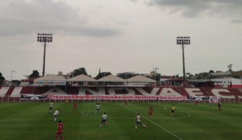 Vila Nova e Fortaleza estreiam no Brasileirão de Aspirantes com empate sem gols
