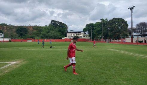 Boavista e America empatam em estreia na Taça Rio sub-20