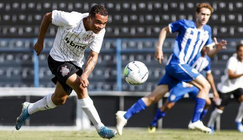Avaí derrota o Corinthians em São Paulo pelo Brasileirão de Aspirantes