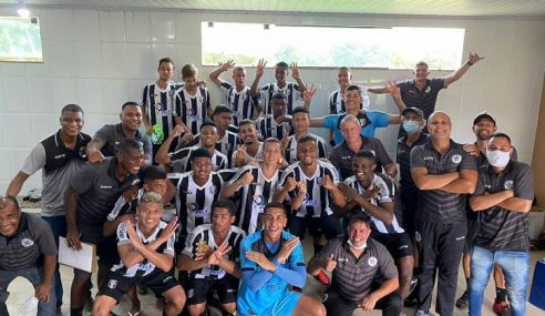 Resende põe fim à invencibilidade do Vasco no Carioca sub-20
