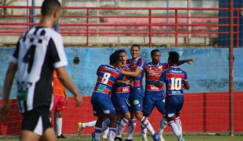 Fortaleza leva a melhor em clássico diante do Ceará pelo Brasileirão de Aspirantes