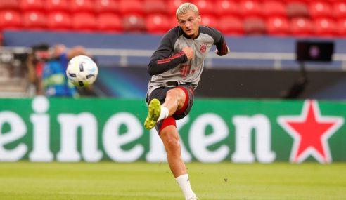 Leeds United-ING acerta termos com meia que joga no Bayern de Munique-ALE