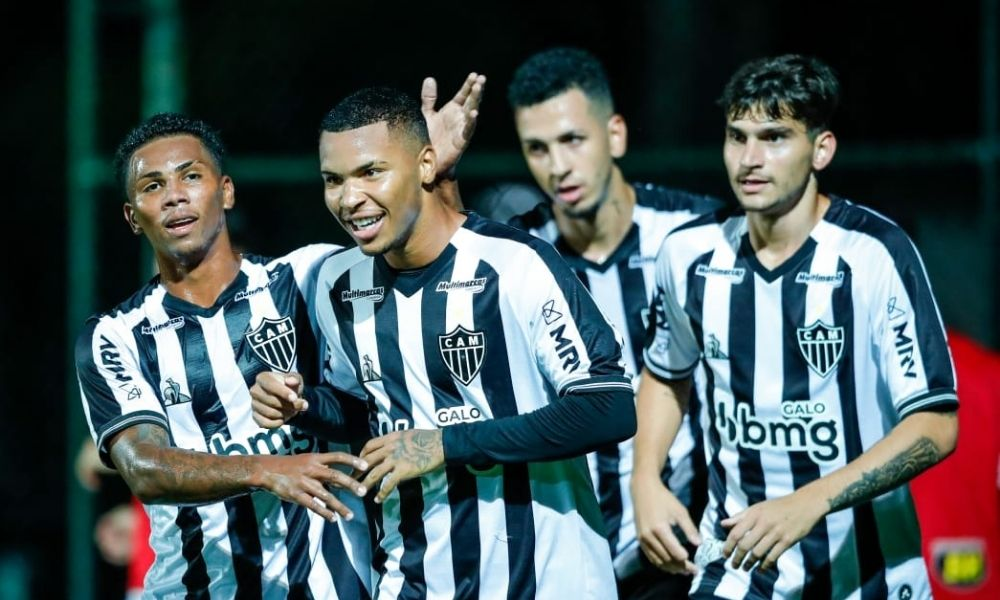 Confira as estatísticas da Copa do Brasil sub-20 ao fim das oitavas de final