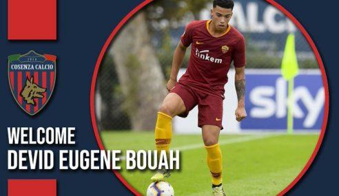 Roma-ITA empresta lateral de 19 anos ao Cosenza-ITA