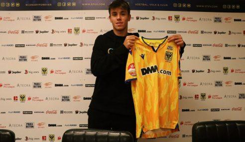 Internazionale-ITA empresta jovem grego para o Sint-Truiden-BEL