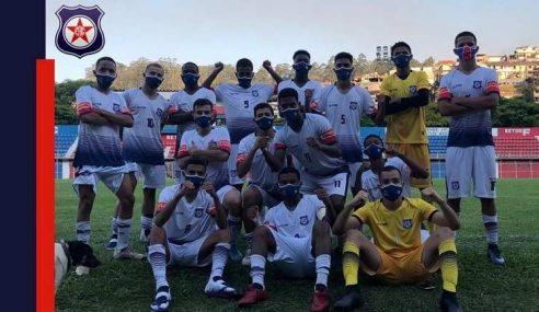 Apenas cumprindo tabela, Friburguense goleia Boavista pelo Carioca sub-20