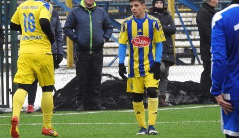 Ajman Club-EAU apresenta jovem meia brasileiro vindo do Slavoj Trebisov-SVK