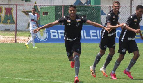 Botafogo goleia Portuguesa e termina na vice-liderança do Grupo no Carioca sub-20