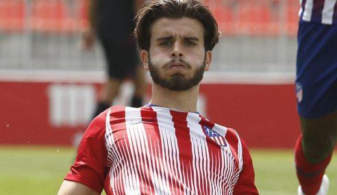 Jovem atacante é emprestado pelo Atlético de Madrid-ESP ao Córdoba-ESP