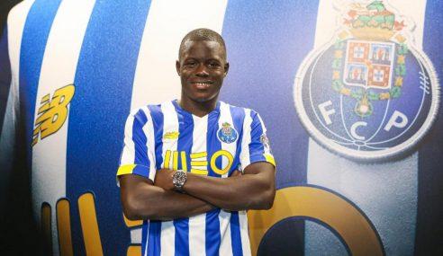 Malang Sarr é o novo reforço do FC Porto-POR, emprestado pelo Chelsea-ING