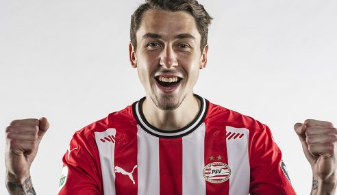 PSV-HOL anuncia chegada de Adrian Fein, cedido pelo Bayern de Munique-ALE