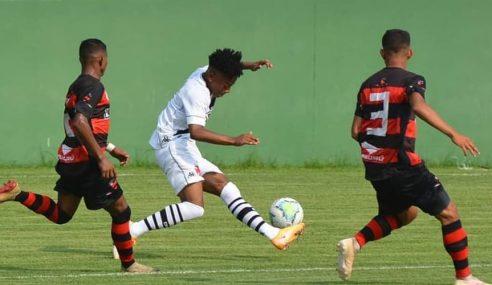 Com dois gols no segundo tempo, Vasco elimina Trem da Copa do Brasil sub-20