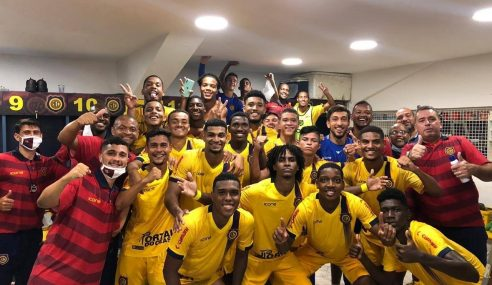 Madureira derrota America e se classifica no Carioca sub-20