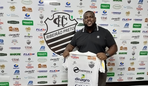 Wesley Assis é o novo técnico do sub-20 do Comercial de Ribeirão Preto