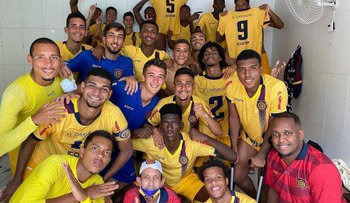 Definida a final da Taça Guanabara sub-20