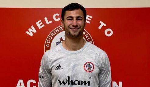 Chelsea-ING empresta Nathan Baxter ao Accrington Stanley-ING