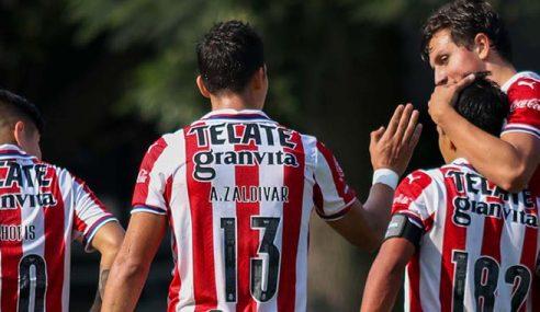 Chivas Guadalajara vence León e segue líder da Liga MX sub-20