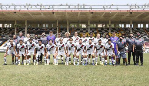 Vasco da Gama vence Madureira outra vez e fica com o título da Taça Guanabara sub-20