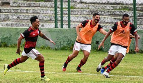 Com gol de pênalti, Flamengo bate Cabofriense em estreia na Taça Rio sub-20