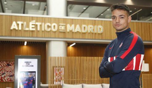 Atlético de Madrid-ESP contrata meio-campista de 20 anos do Real Betis-ESP