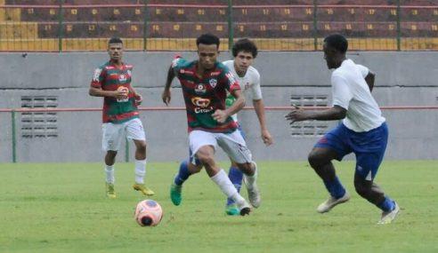 Portuguesa Santista vence fora e assume ponta isolada do Grupo 6 no Paulistão sub-20
