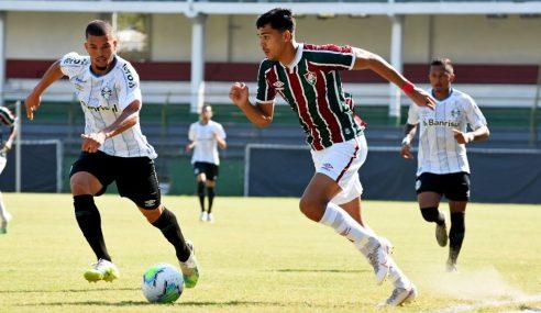 Fluminense conquista primeiro triunfo no Brasileirão de Aspirantes