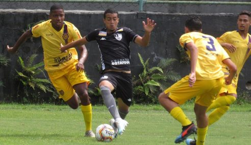 Gol de pênalti sofrido nos acréscimos elimina Botafogo da Taça GB sub-20