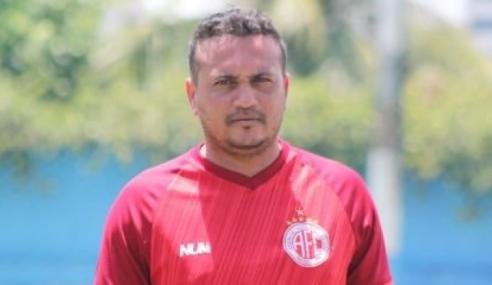 América-RN confirma reforço para estreia na Copa do Brasil sub-17