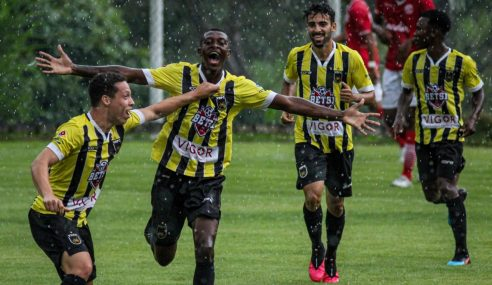 Debaixo de chuva, Volta Redonda bate America e vai à semifinal da Taça Rio sub-20