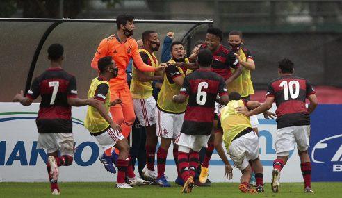 Veja o resumo do Brasileiro sub-17 após a ida das quartas de final