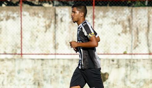 Zagueiro destaca pontos fortes do Ceará, líder geral na primeira fase do Brasileirão de Aspirantes