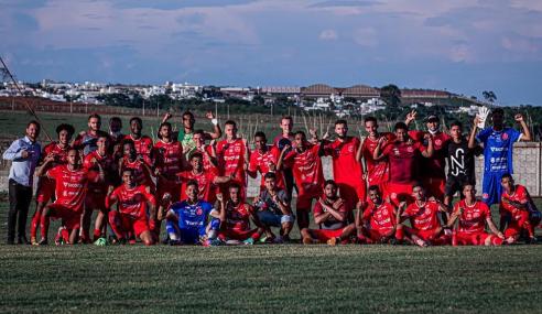Atlético e Anapolina farão a final do Torneio FGF sub-20