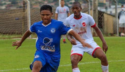 Aparecida vence e complica Vila Nova no Torneio FGF sub-20