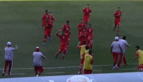 CRB derrota o Gama e vai às oitavas da Copa do Brasil Sub-17