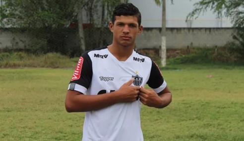Atlético-MG contrata atacante que se destacou na Copa Carpina