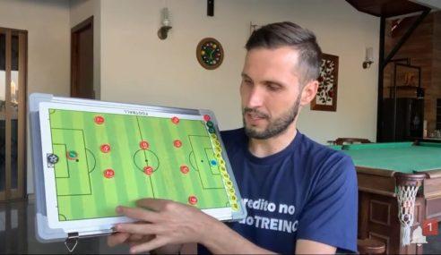 Carlos Bertoldi lança projeto de treinamento mental voltado para peneiras e cobra responsabilização para realização dos sonhos