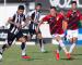 Em jogo de seis gols, Ceará e Athletico-PR empatam pelo Brasileirão sub-20