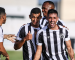 Ceará goleia Paraná e fica com a liderança do seu grupo no Brasileirão de Aspirantes